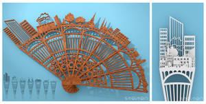 City Fan Concept