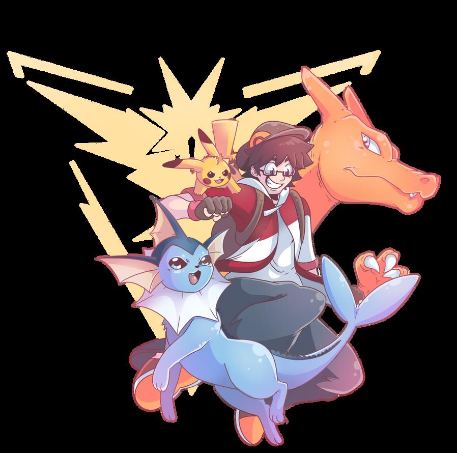 My Pokemon Go Trainer by AngelXMikey