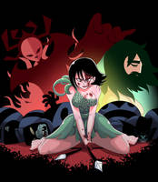 Ashi by AngelXMikey