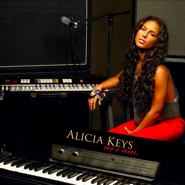 Alicia Keys - As I Am ... Alicia Keys No One
