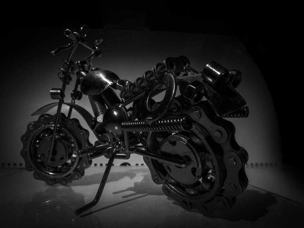 mini bike by cyclonyoshi