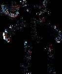 (Photoshop resources 9) Nightmare's endoskeleton