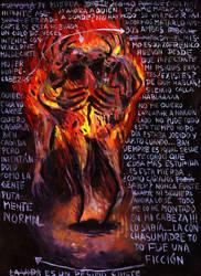 Soul in flames