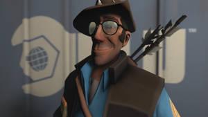 SFM - Happy Sniper