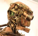 The Droid - head