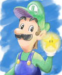 Luigi fanart