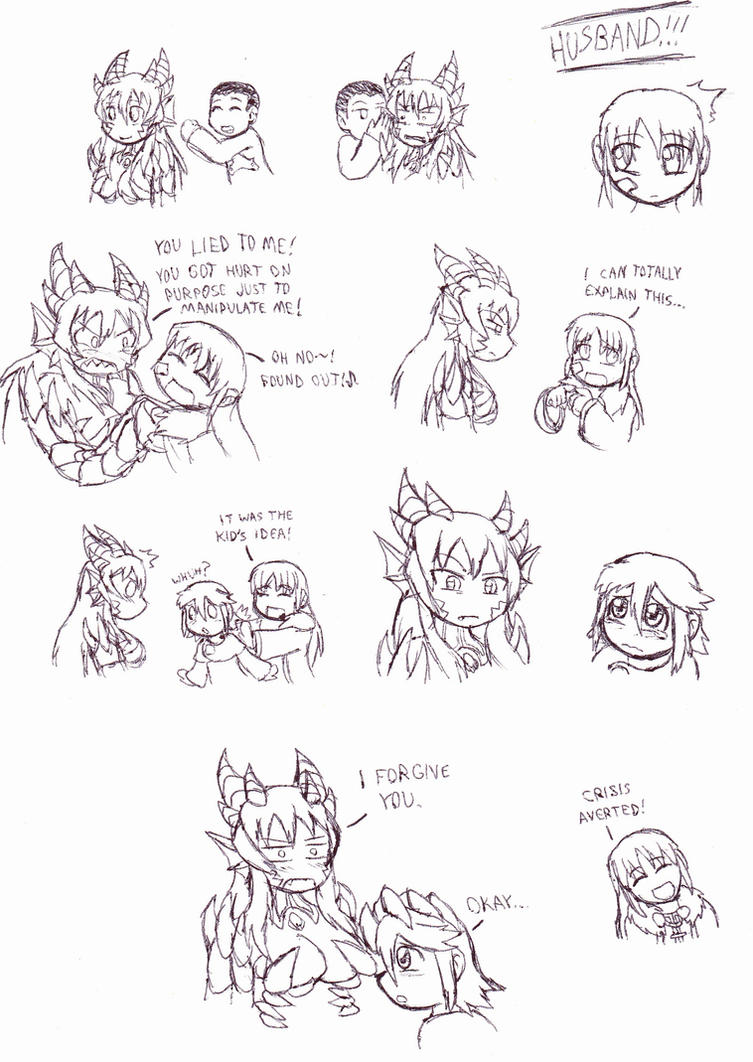 MGE Omake Commission 3 by Cerberus123