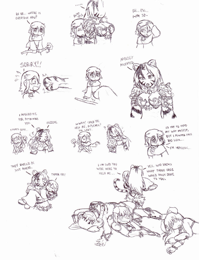 MGE Omake Commission 5 by Cerberus123