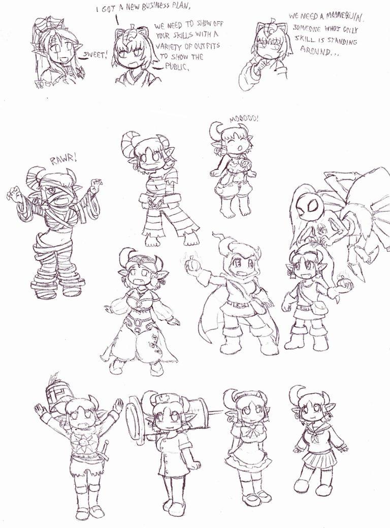 MGE Cosplay Hobby by Cerberus123