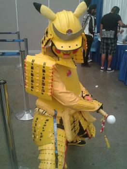 Samurai Pikachu Anime Revolution 2014
