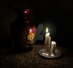 Ornamented Vase