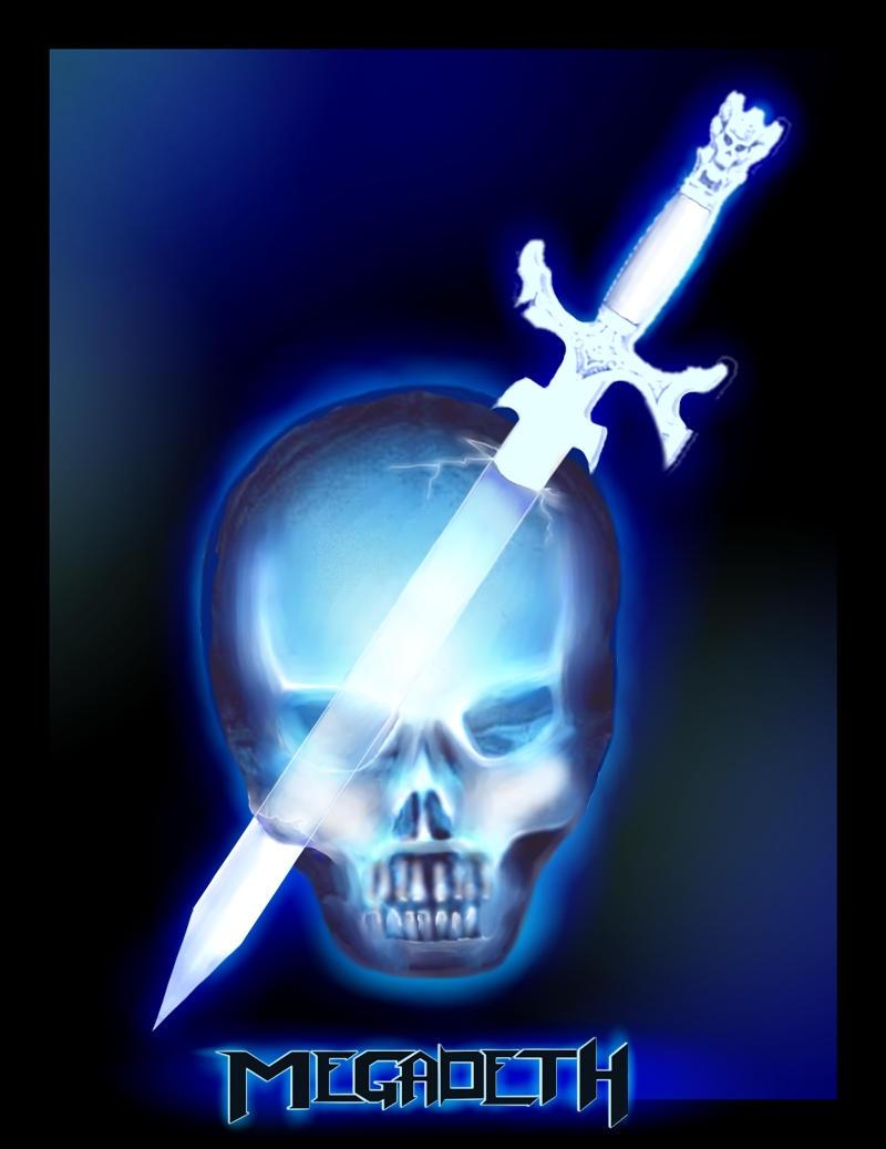 Megadeth... by nino4art
