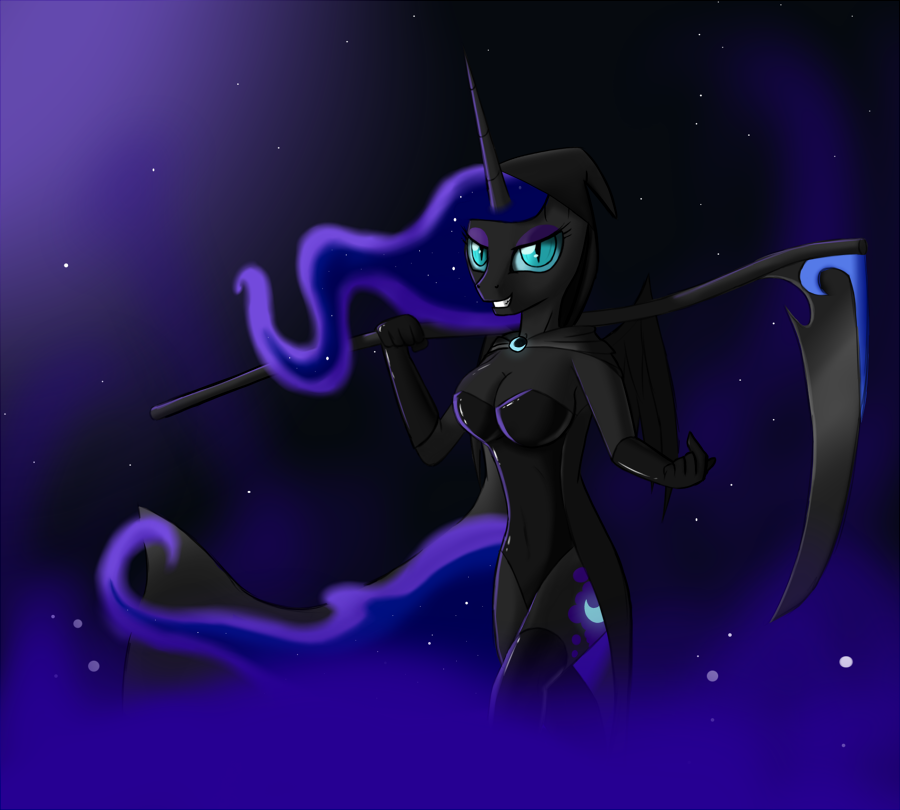 Silent Night, Nightmare Night by Devs-Iratvs
