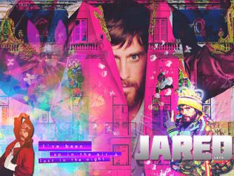 Up in the Air   Jared Leto   by Ambertwist