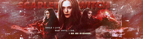 Until I die... I am an Avenger! by Ambertwist