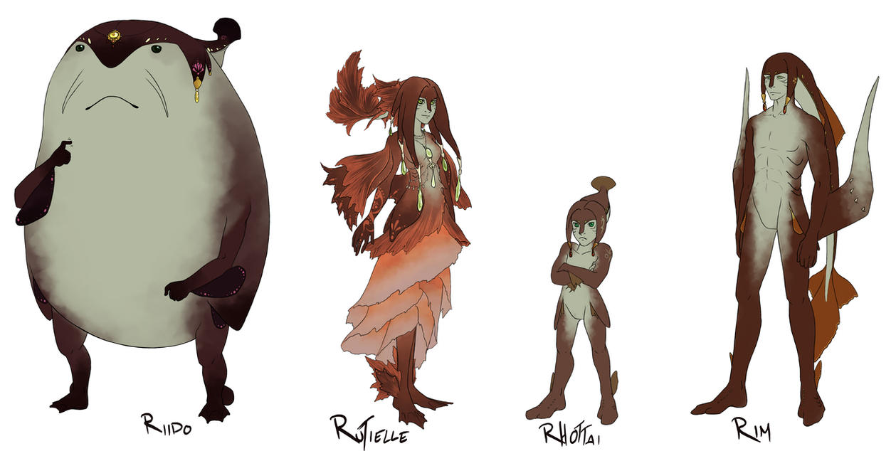HBT - Zora Designs - RRRR by Nytrinhia