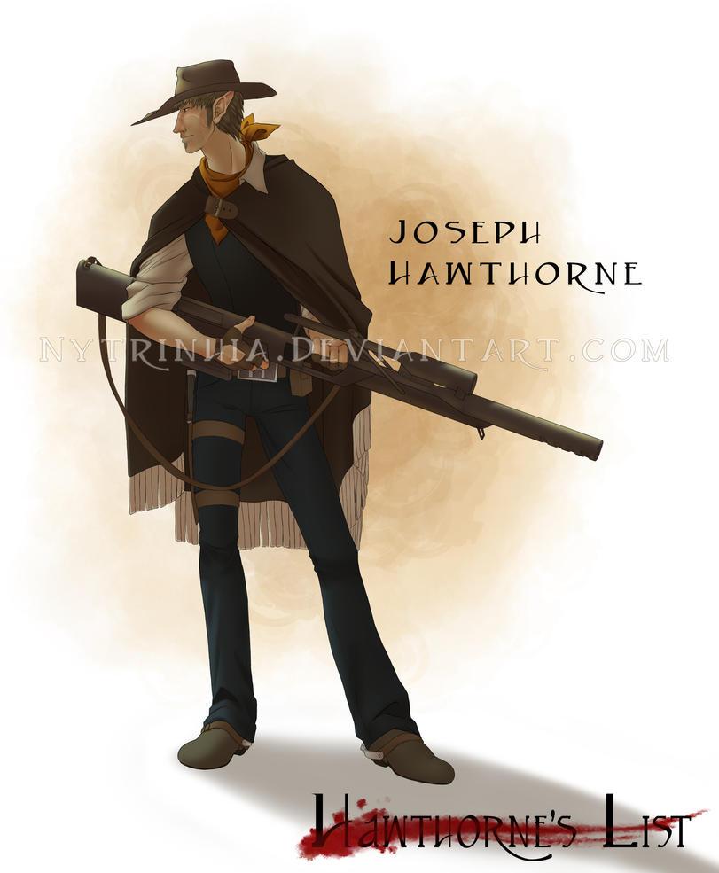 HL - Joseph Hawthorne by Nytrinhia