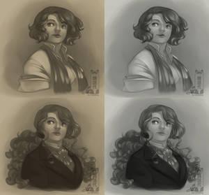 Millie Character Portrait