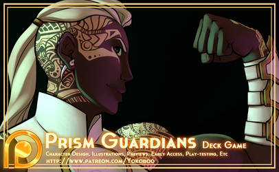 PrismGuardians (updated w latest Patreon Post)