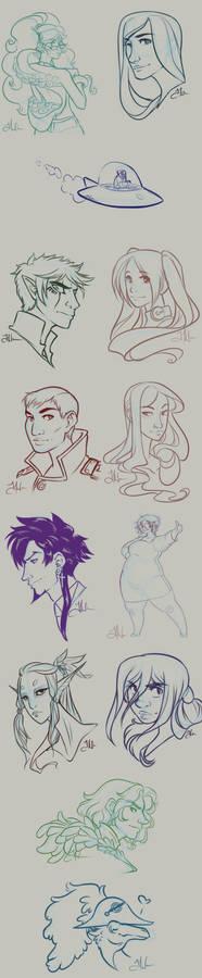 Survey Sketches