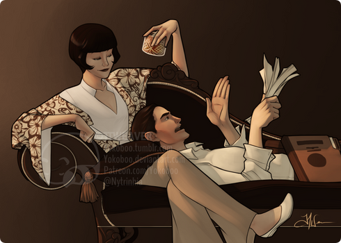 Comm - Phryne and Jack