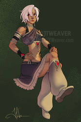 Comm - Tribal Wizard