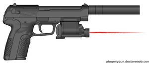 M5 NIFR Pistol