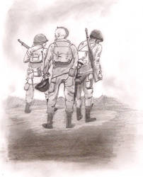 'I Am An Airborne Trooper!...' by Super6-4