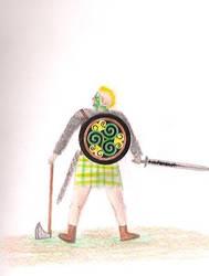 Gaelic Viking by Super6-4