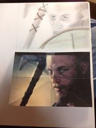 Ragnar Lothbrok - Vikings by Super6-4