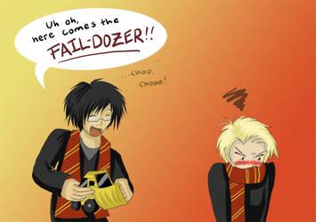 'Choo Fail... by rasberryink