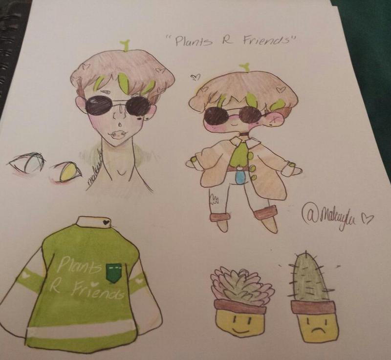 + plant custom by oemei