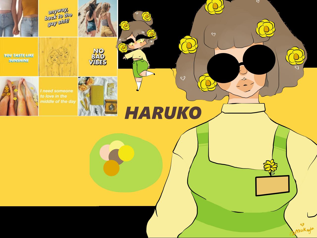 [ yoshida,haruko ] by oemei