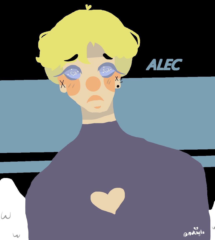 Alec Sketch by oemei