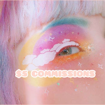 + $5 comms + by oemei