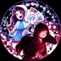 YIN Rei and YANG Hana by ReiAndHana