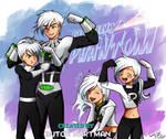Danny Phantom YOU'LL GET THERE Speedpaint/Fanart