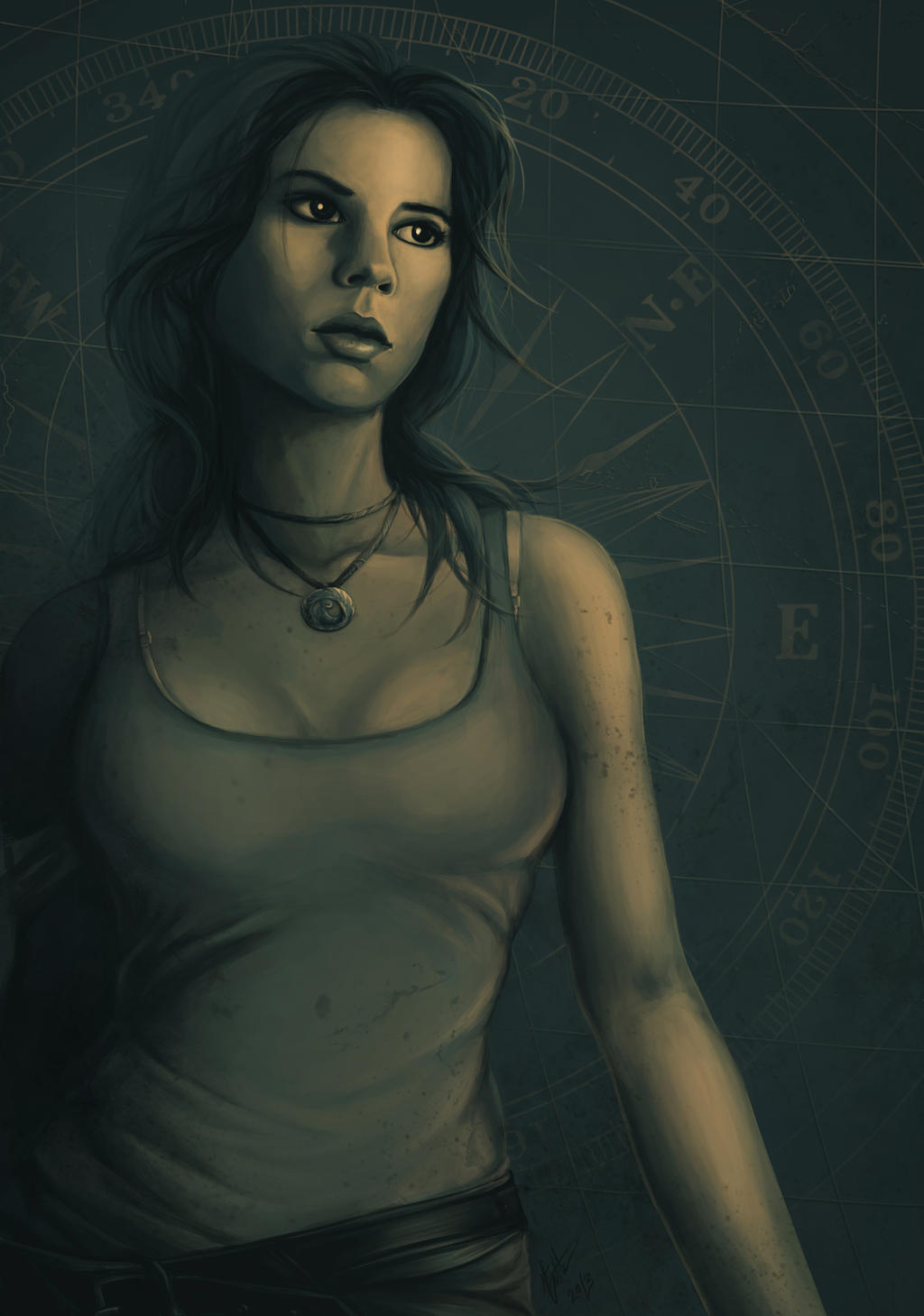 Tomb Raider Reborn by KiloWhat