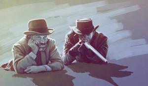 Django by KiloWhat