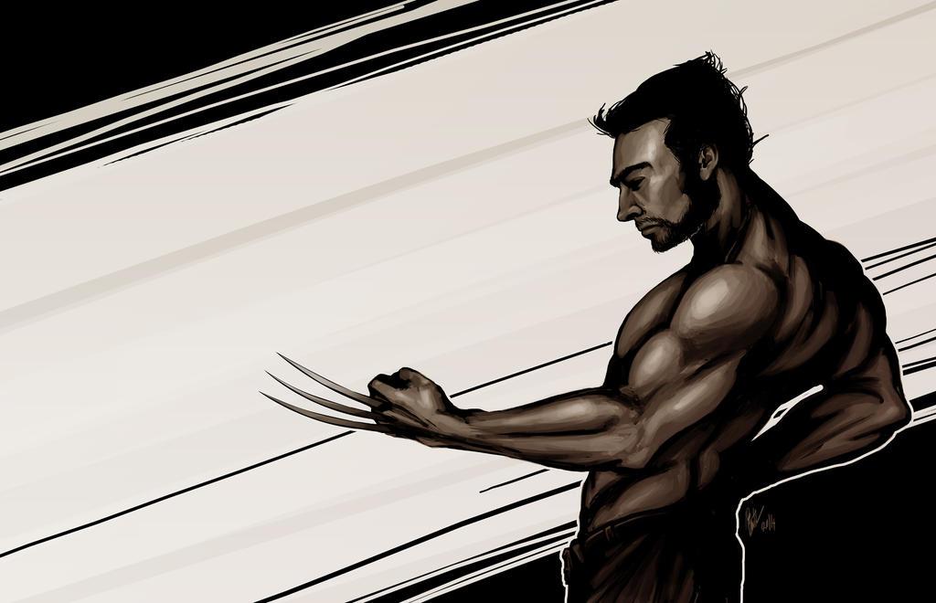 Wolverine by KiloWhat