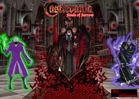 Castlevania 2012 (Souls of Sorrow) by djrunza