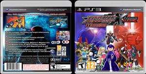 Megaman XTreme Warriors (2D view)