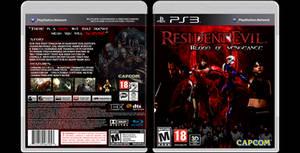 Resident Evil: Blood Of Vengeance (2D view)