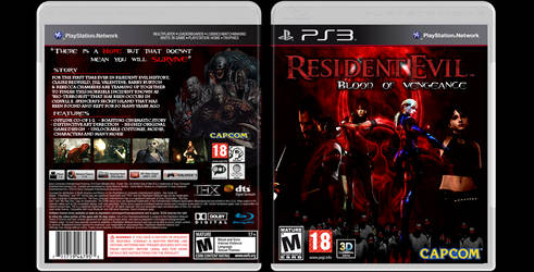 Resident Evil: Blood Of Vengeance (2D view)