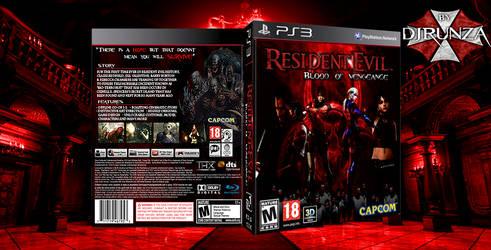 Resident Evil: Blood Of Vengeance (3D view)