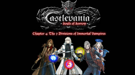 Castlevania: Souls of Sorrow (Chapter 4)