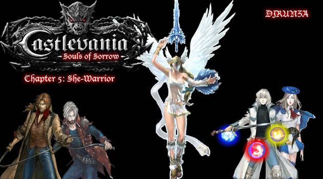Castlevania: Souls of Sorrow (Chapter 5)