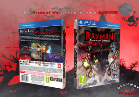 Rayman Toccata Of Darkness Official