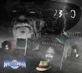 WWE WrestleMania 31: Wyatt Family's Graveyards