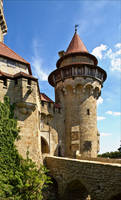 Burg Kreuzenstein Stock14
